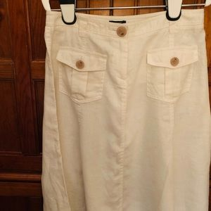 J. Crew % Linen.  Size 2 in great condition.